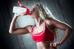 Free Sports Nutrition Royalty Free Stock Photos - 24673188