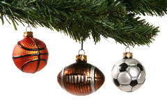 Sports Ornaments Stock Photos