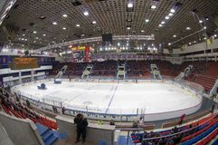 Sports palace CSKA Royalty Free Stock Photography