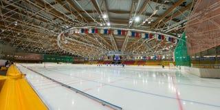 Sports Palace Dynamo in Krylatskoye Royalty Free Stock Images