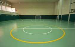 Sports pavilion. Building intended for use in various sports Royalty Free Stock Photos