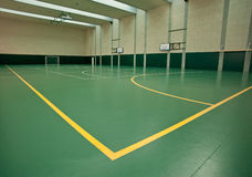 Sports pavilion Royalty Free Stock Image