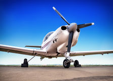 Sports plane Stock Image