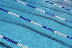 Sports pool Royalty Free Stock Photography