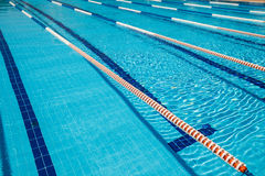 Sports pool for active sports Stock Images