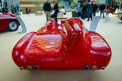 Sports racing car Lotus Eleven Stanguellini, 1957. Stock Photos