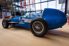 Sports racing car Stanguellini Formula Junior, 1958. Royalty Free Stock Images