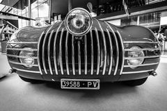Sports racing car Stanguellini 1100 Sport, 1947. Stock Photo