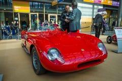 Sports racing car Stanguellini 750 Sport, 1953. Stock Photos