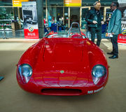 Sports racing car Stanguellini 750 Sport, 1953. Royalty Free Stock Image