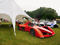 Sports Racing Cars, Auto Race, Rally Stock Photography