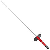 Sports Rapier Stock Photography