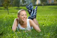 Sports rest Royalty Free Stock Photo