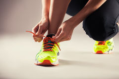 Sports. Run Stock Image