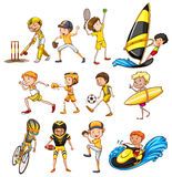 Sports Royalty Free Stock Photography