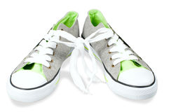 Sports shoes. Stock Photo
