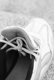Sports shoes Stock Image