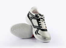Sports Shoes Royalty Free Stock Photography