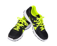 Sports shoes Royalty Free Stock Images