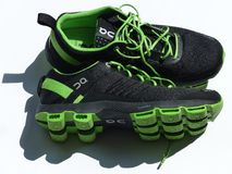 Sports Shoes, Running Shoes Stock Photos