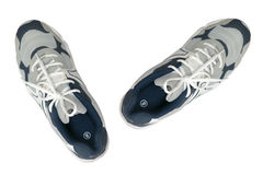 Sports shoes side Royalty Free Stock Photos