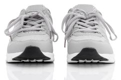 Sports shoes. Royalty Free Stock Image