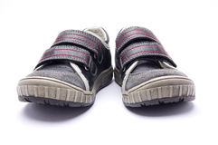 Sports shoes sneakers Royalty Free Stock Image
