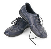 Sports shoes Stock Photography