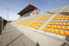 Sports stadium Stock Image