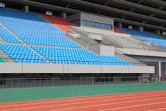 Sports stadium Stock Photo