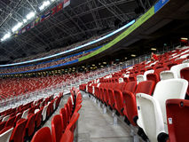 Sports stadium Stock Photography