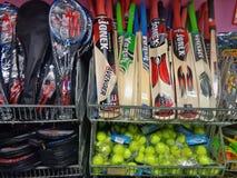 Sports Store Stock Photo