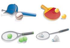 Free Sports Stuff Royalty Free Stock Photo - 11353025