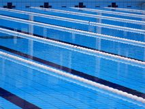 Sports Swimming Pool Stock Photos