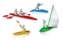 Free Sports Symbols Icons Series 3 Stock Photography - 24308072
