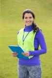 Sports Teacher Stock Photography