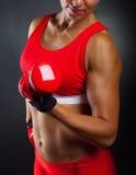 Sports training Stock Photography