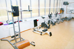 Sports training apparatus Stock Image
