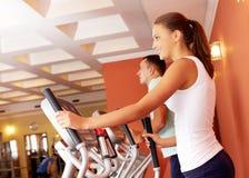 Sports training Stock Images