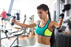 Sports training Royalty Free Stock Images