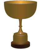 Sports trophy Royalty Free Stock Photography