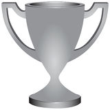 Sports trophy Stock Photo