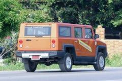 Sports Utility Vehicle Royalty Free Stock Image