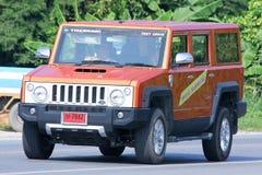 Sports Utility Vehicle Royalty Free Stock Photos