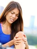 Sports Verletzung Stockbilder