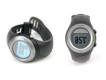 Sports Watch Royalty Free Stock Photos