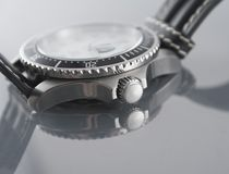 Sports watch Stock Images