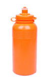 Sports water bottle Stock Images