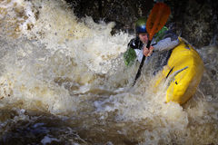 Free Sports: Whitewater Rafting Royalty Free Stock Photo - 25677965