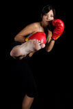 Sports Woman Royalty Free Stock Image